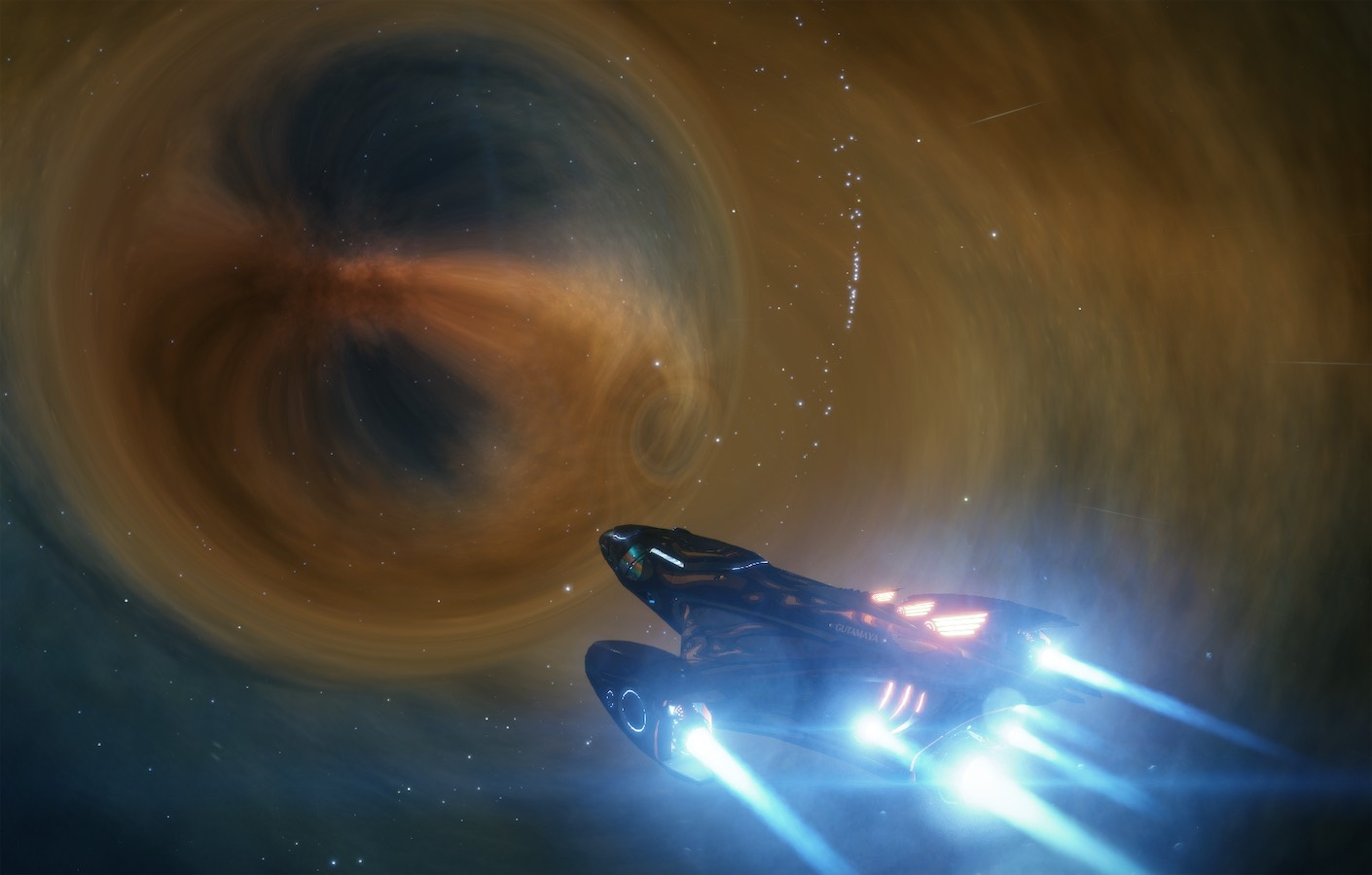 Cmdr Wishblend   Heading to WP2